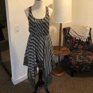 ECOTE | Boho Summer Flowy Dress Urban Outfitters
